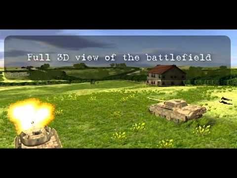 Video Combat Mission: Touch, nuovo gioco di guerra
