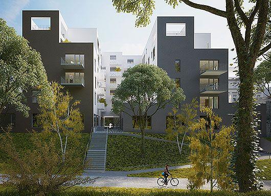 Byty a bydlení v Praze - Na Žižkově dům