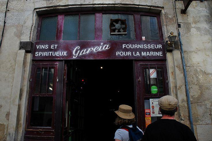 Garéia, vins et spiritueux