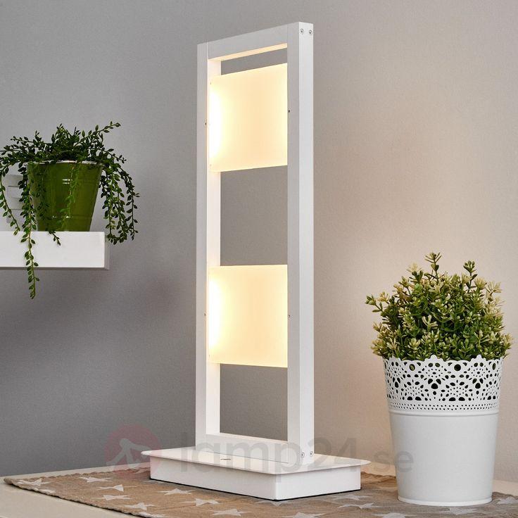 Modern LED-bordslampa