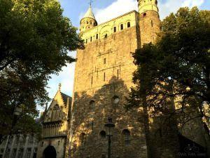 Basilica of Sint Servaas, Maastracht, NL