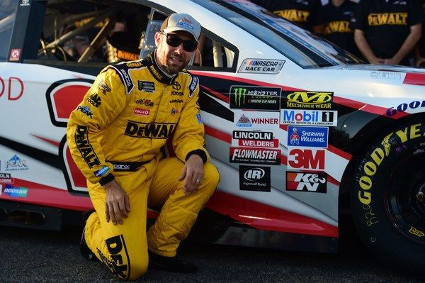 In need of a playoff spot next week and a place to drive next year, Matt Kenseth stormed to the pole position for Saturday night's Federated Auto parts 400 at Richmond Raceway (7:30 p.m. ET on NBCS…