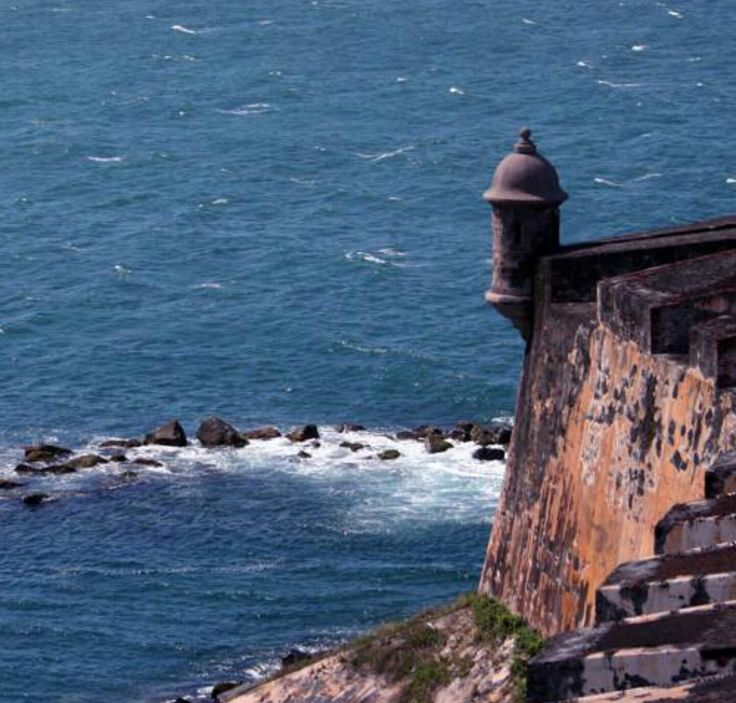 Puerto Rico Map World%0A See      photos and     tips from       visitors to Castillo San Felipe del  Morro