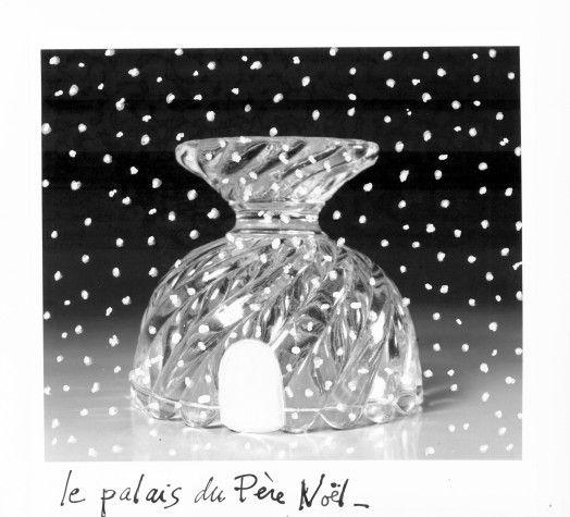 Joachim Mogarra  Œuvres, Le palais du père Noël      Le palais du père Noël…