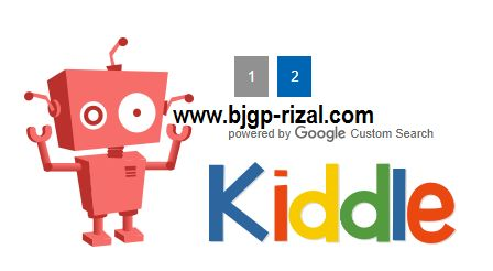 Sebuah situs baru bernama Kiddle.co telah meluncurkan mesin telusur yang ramah untuk anak-anak yang sedang browsing internet.