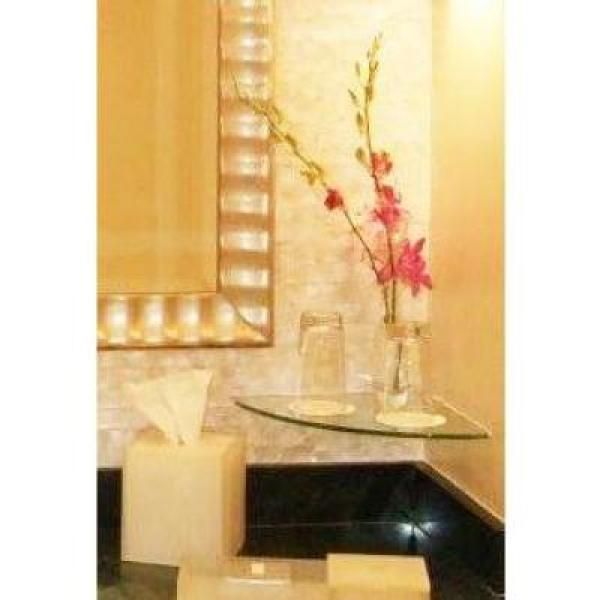 Floating Glass Shelves 1/4 in. Curve Glass Corner Shelf (Price Varies By Size)-CL10 - The Home Depot