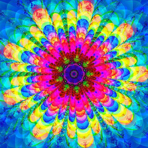 flower power illusion - photo #20