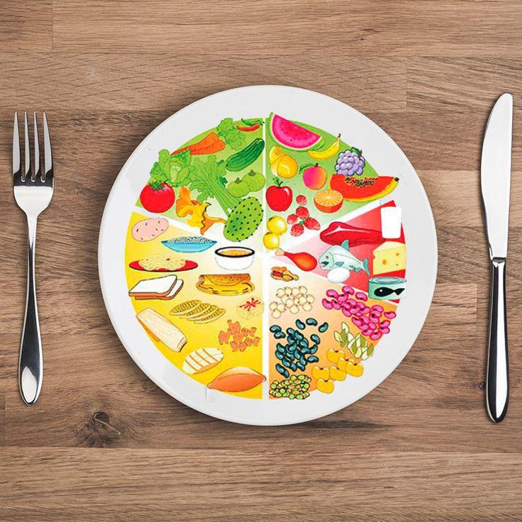 El #PlatodelBuenComer es la herramienta que te ayuda a llevar una vida más sana. ¡Conócelo! http://www.doctissimo.com/mx/nutricion/comida-sana/comidas-diarias/el-plato-del-buen-comer?platform=hootsuite