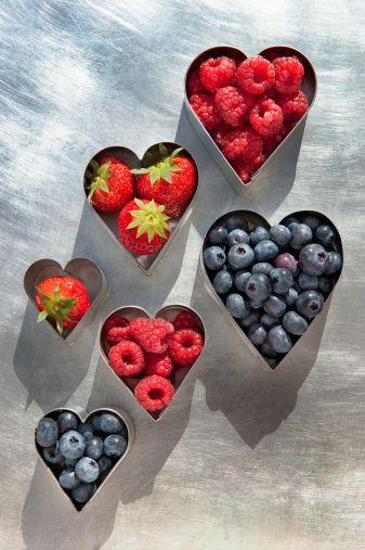 Frutas y amor.