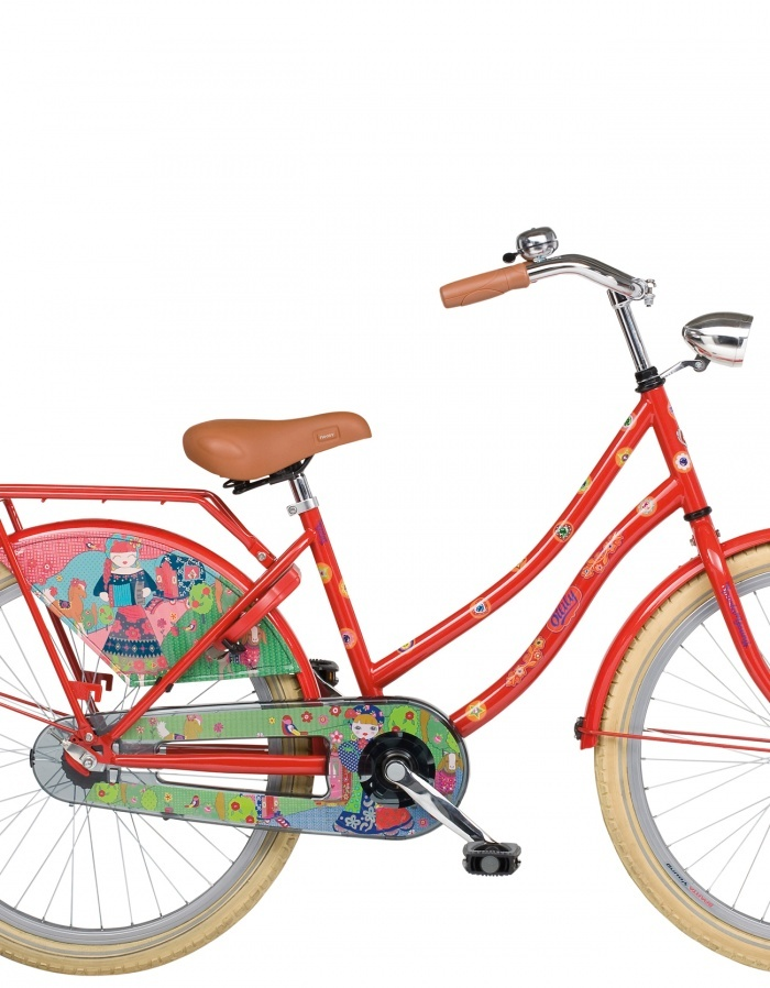 Oilily bike - 24 inch red