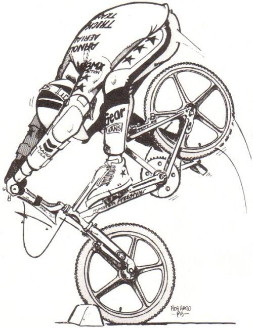 gerrymtb:divinemachine:Bob Haro ENDO!Classic, brings back so...