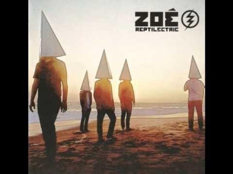 Zoe Reptilectric disco completo