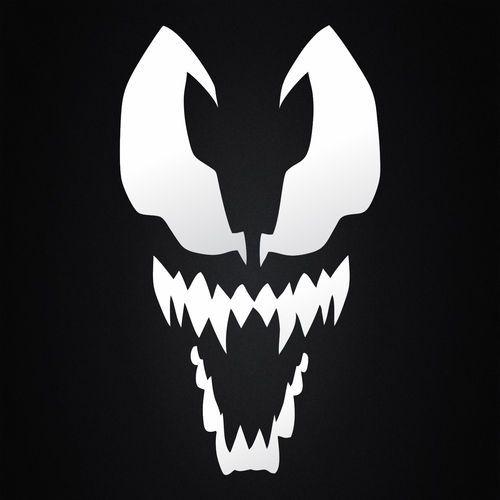 Venom 6 U0026quot  Decal Sticker Spiderman Marvel Car Laptop Jdm