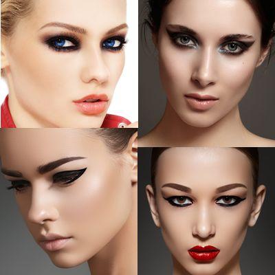 makeup Trends 2014   MAKEUP TRENDS HERFST WINTER 2013/2014