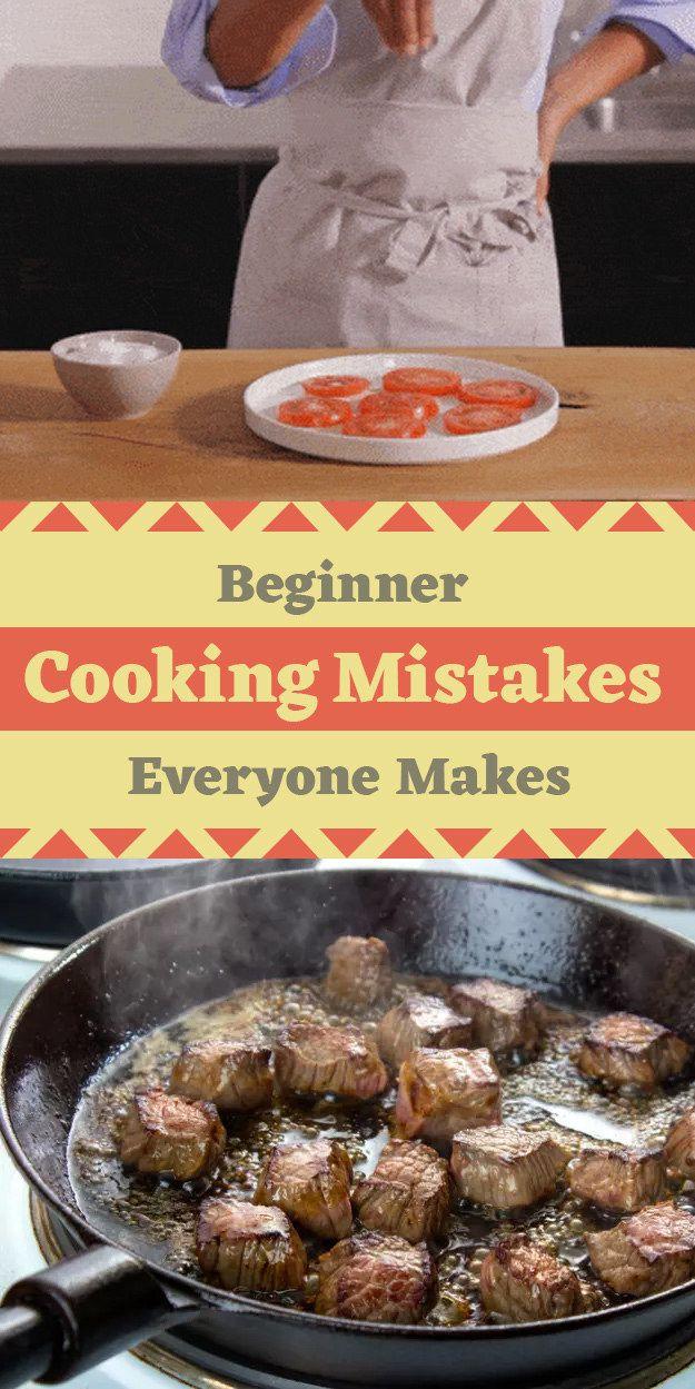 14 bad kitchen habits you should ditch asap cooking methods rh pinterest com