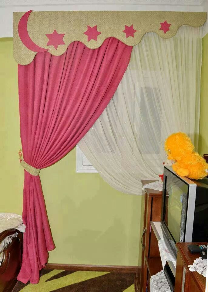 17 best images about cortinas infantiles on pinterest - Modelos de cortinas para dormitorio ...