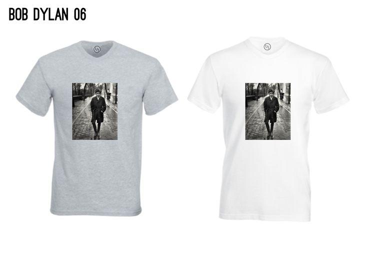 The Vintage Range T-Shirts - Bob Dylan