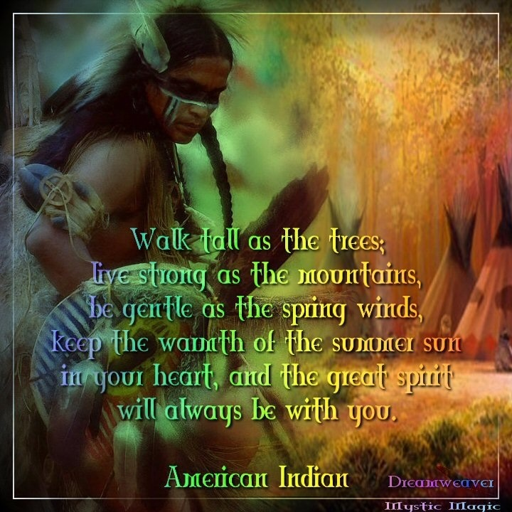 Native Indian Blessing 71 best Indian wisdom