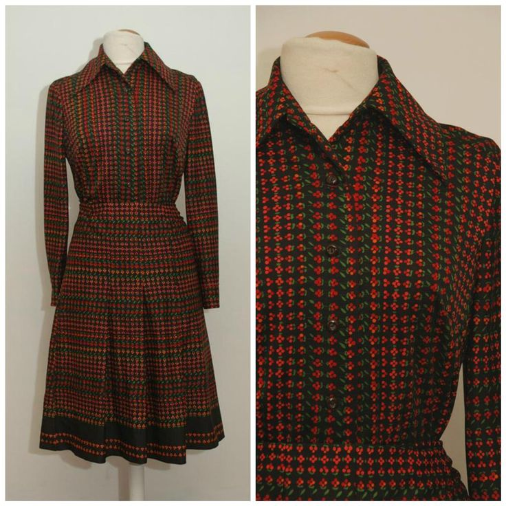 vintage seventies two piece ensemble dress/70s two piece dress/red green floral black print/ size M at etsy.com/shop/pompadourandvintage #fashion #vintagefashion #vintage #vintagewear #womenwear #fashionista #vintagefashionista #pompadourandvintage #pompadour #fashionblogger #beautiful #style #beauty #stunning #gorgeous #clothes #vintageclothes #amazing #cool #whatiwore #whatiwear #shopping #2hands #outfit #mylook #lifestyle #lookoftheday #todaysoutfit #outfitpost #bestoftheday #chic
