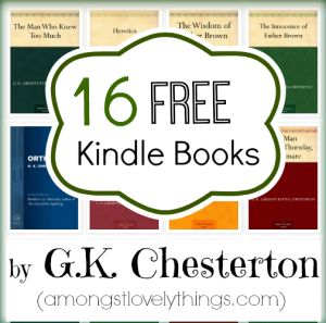 41 best ignatius press books images on pinterest catholic books 16 free gk chesterton kindle books to get you reading fandeluxe Images