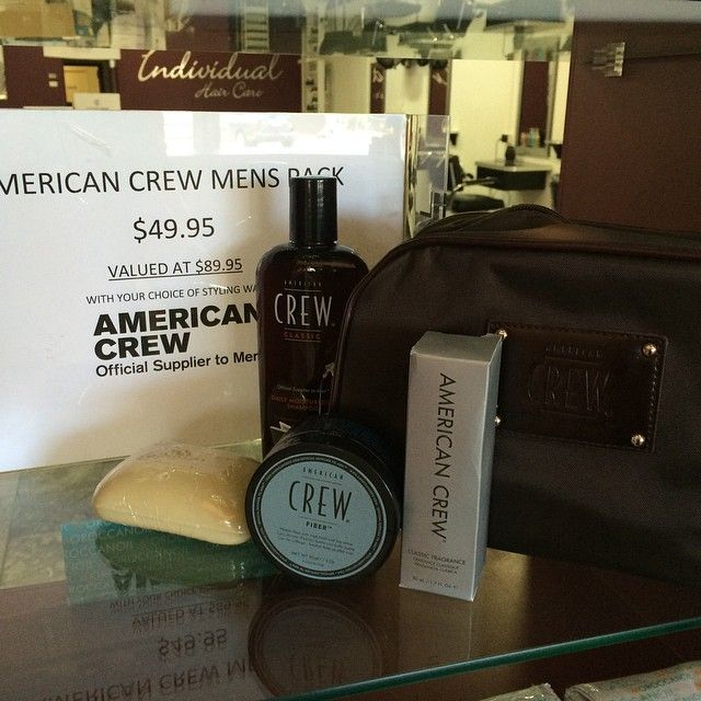 Gifts for him at Individual Hair Care