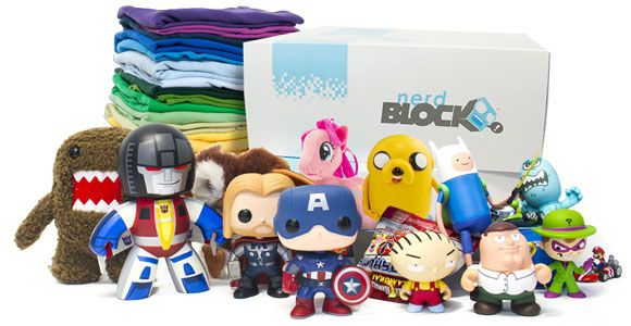 Toys For Geeks : Best images about geek nerd gamer subscription boxes on