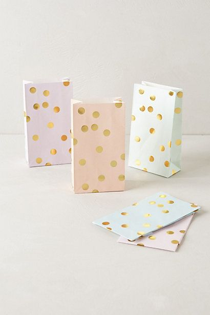 Sweet Treats Party Bags #anthropologie