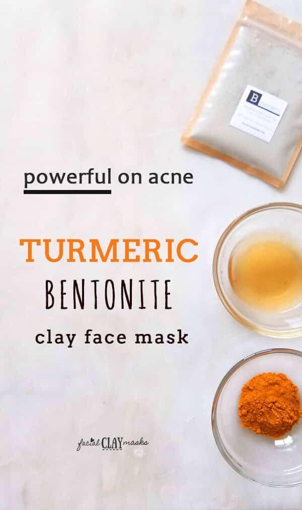 Bentonite Turmeric Face Mask – #Bentonite #Face #Mask #Turmeric