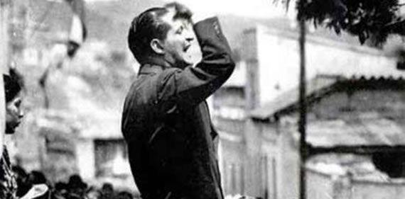 Juan Román Rubio para elmunicipio.es  -  A Gaitán, se le idolatraba o se le odia.