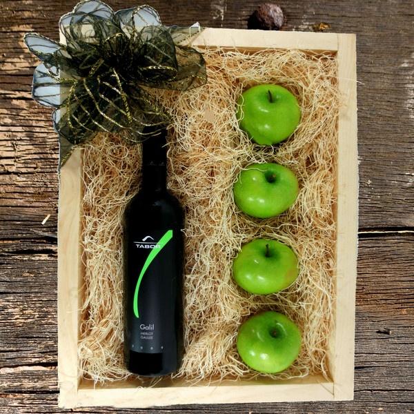 Apples Wine Gift Basket Toronto Canada Gift Baskets
