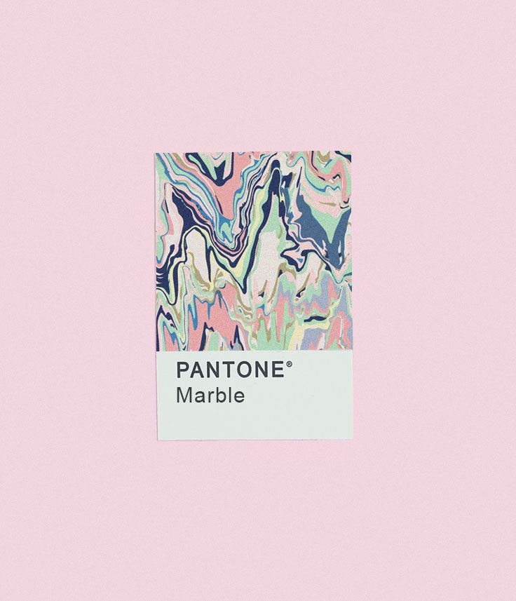 Pantone marble. For more posts on fashion, illustration and lifestyle check out http://natashadearden.com