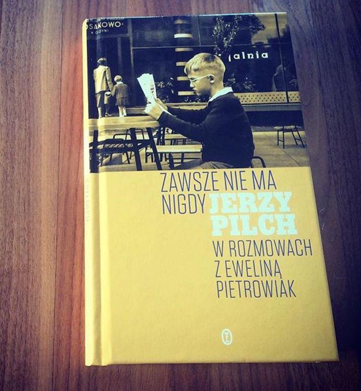 Jerzy Pilch, Zawsze nie ma nigdy Wydawnictwo Agora Booklove.pl