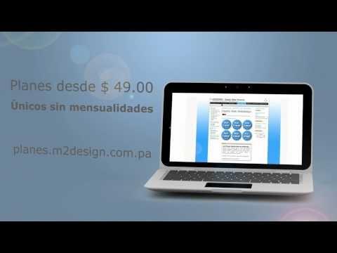 M2Design - Diseño Web Panamá - más que publicidad     M2Design, es una empresa publicitaria especializada en el diseño de Páginas Web. Contamos con más de 10 años de experiencia en el mercado y usamos la última tecnología de diseño europeo web 2.0, y la opción, si lo desea, de poder actualizar su página desde la comodidad de su hogar o negocio.  M2Design es 100% Panameña y tiene su casa matriz en en la ciudad Santiago de Veraguas en Panamá.  Visitenos en www.M2Design.com.pa