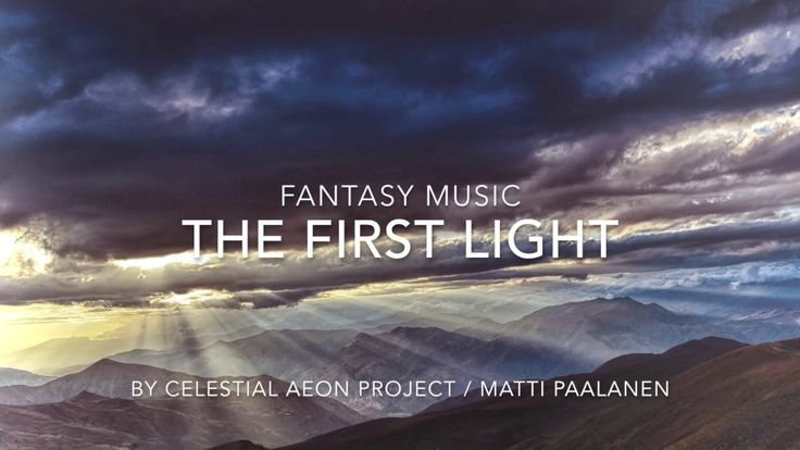 Beautiful fantasy music / celtic music tune from Celestial Aeon Project in spirit of Brunuhville and Adrian von Ziegler