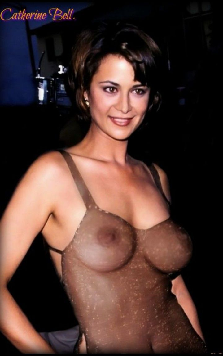 Would catherine bell s tits