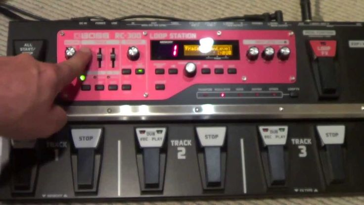 Boss RC-300 Review