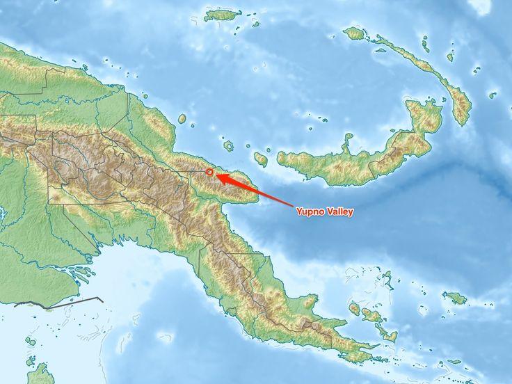 Yupno Valley Papua New Guinea