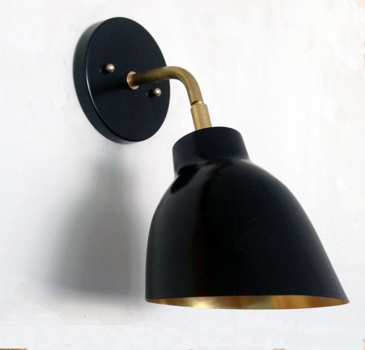 It's a given: At some point in your life you will need a light-emitting fixture (for reading, for cooking, for illuminating a sad corner in your apartment). Bring an industrial edge—and a bit of a manly vibe—to your space with these timeless wall lights.