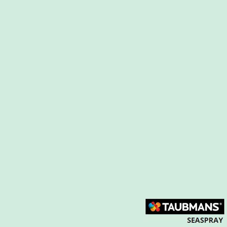 #Taubmanscolour #seaspray