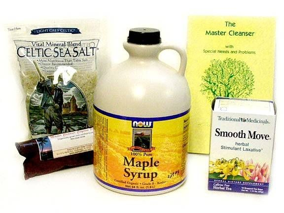 """""""The Master Cleanse"""" on The Best Liquid Diet   eHow"""