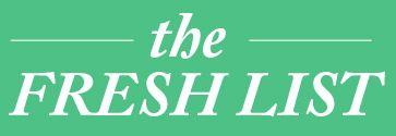 OAD Fresh List 2014