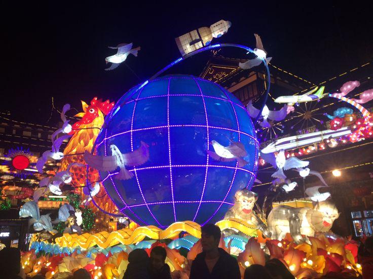 Lanterns, China