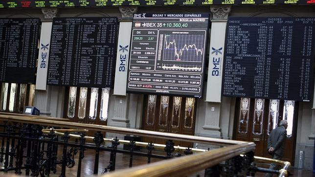 La prima de riesgo cae con fuerza tras el excelente resultado de la subasta del Tesoro