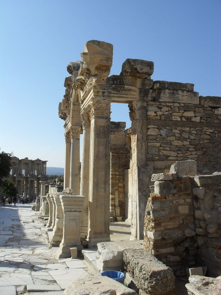 Turkey, Ephesus
