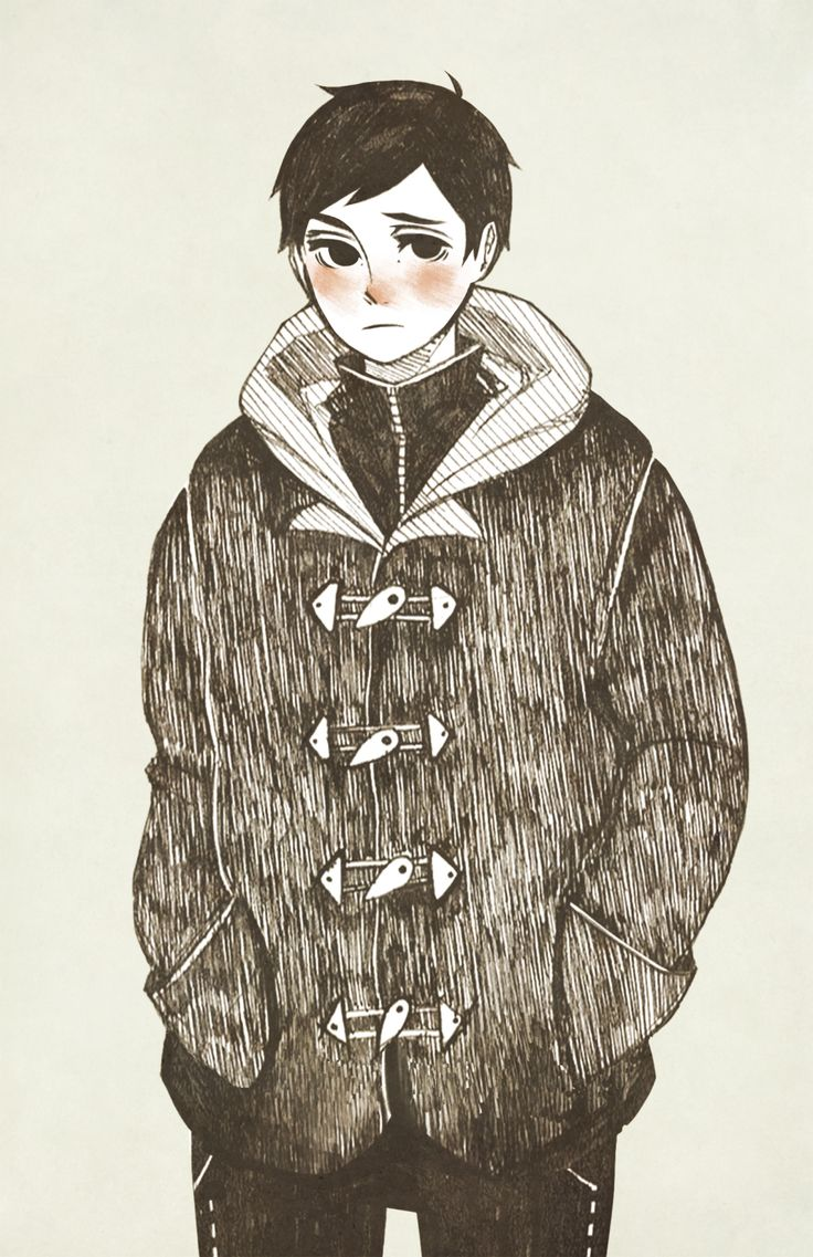 roisale:  ennoshita's winter outfit is cute…