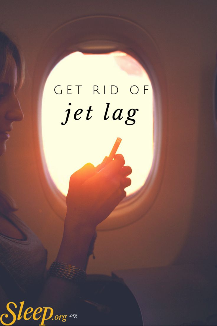 How To Get Rid Of Jet Lag