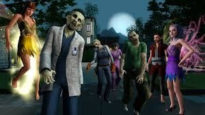 Sims 3 zombie