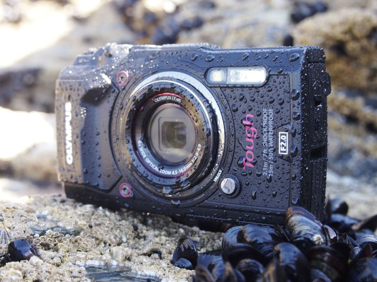 Looking for an Olympus TOUGH TG5 review? Find out why this is the best waterproof camera for active, rugged and underwater photography!
