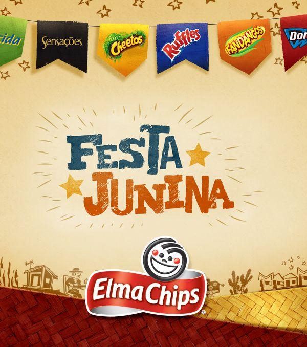 Festa Junina 2013 - Elma Chips on Behance