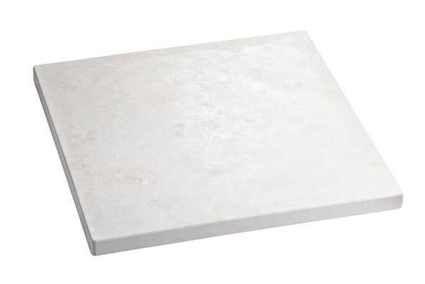 UPM ProFi Floor composite tile in Marble White